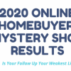 Webinar: 2020 Vision: Online Homebuyer Mystery Shop Revealed