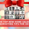 2020 Vision Webinar: Top New Home Sales and Marketing Tips for 2021