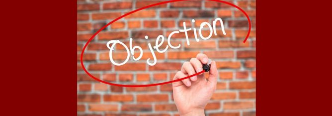 Video: Just Whose Objection is it Anyway?