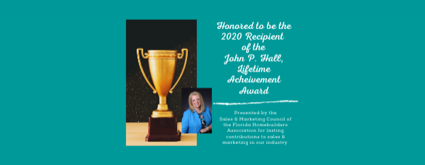 Mackey Named 2020 John P. Hall Award Recipient