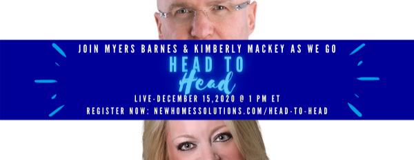 Head to Head! Myers Barnes & Kimberly Mackey