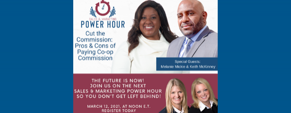 Power Hour Webinar: Cut the Commission: Pros & Cons of Paying Co-op Commission