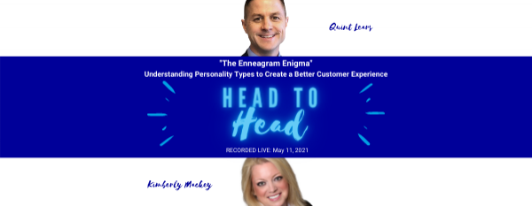 Head-to-Head: The Enneagram Enigma with Quint Lears and Kimberly Mackey